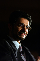 Rohinton Mistry, Canadian Author & Winner, 'Governor General Award'