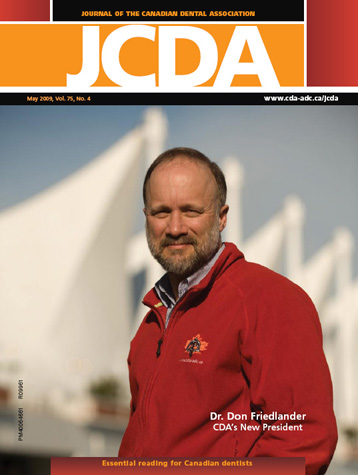 Journal of the Canadian Dental Association