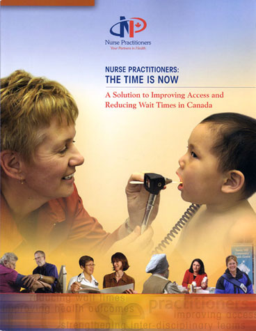 Nurse Practitioners, Magazine 'Nurse Practitioner, The Time Is Now'